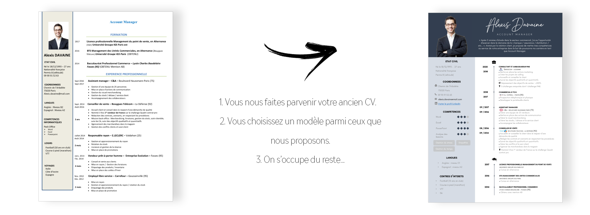 redaction-de-cv